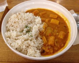 シーフードカレー@Soup Stock Tokyo
