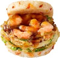 Ebi-tempura-rice-burger